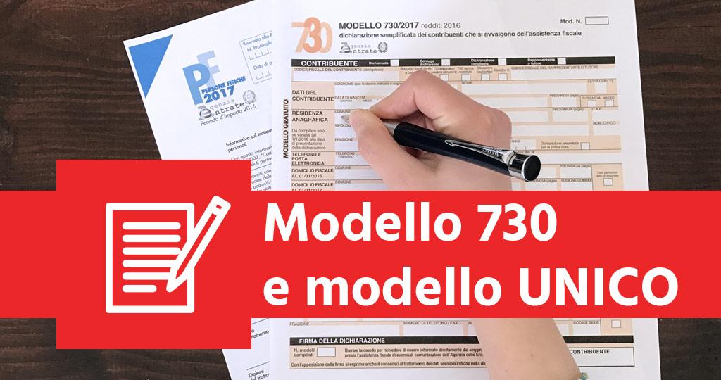 Modello 730 e modello UNICO, Caf ACLI Palermo