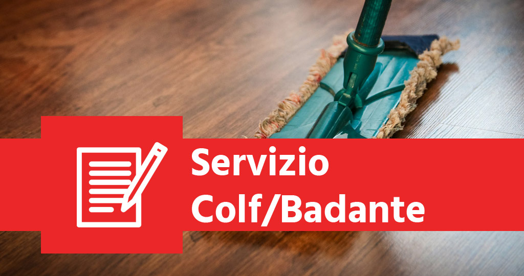 Servizio Colf Badante, Caf ACLI Palermo